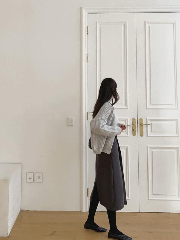 韓國空運 - Sally Wrap Skirt 裙子