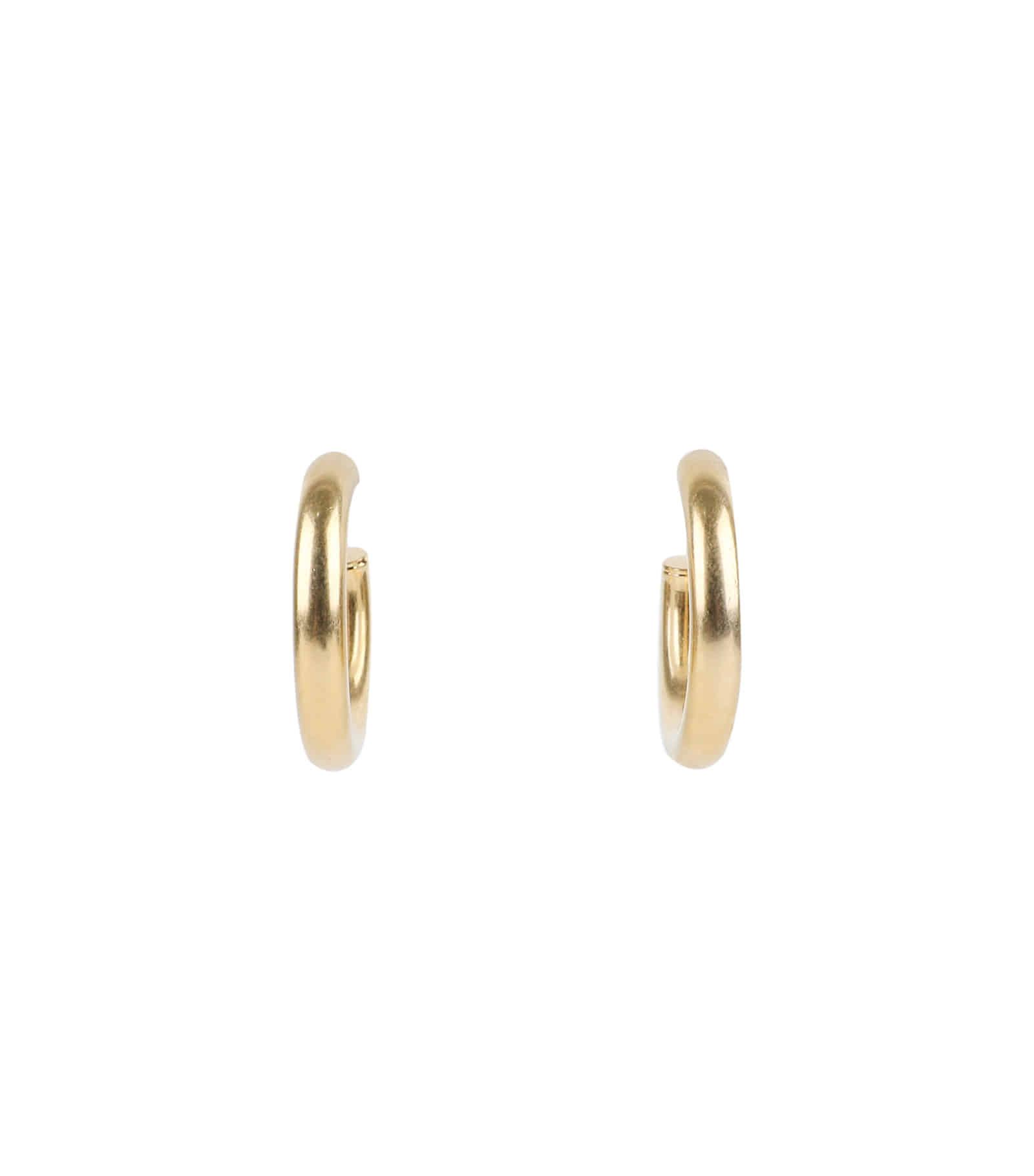 Bao Circle earrings