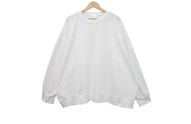 Day Mood Overfit Sweatshirt (Add brushed)