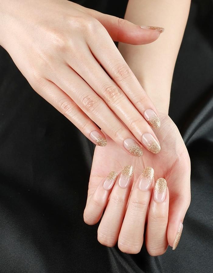 Gold gradation Body / Hair / Nail