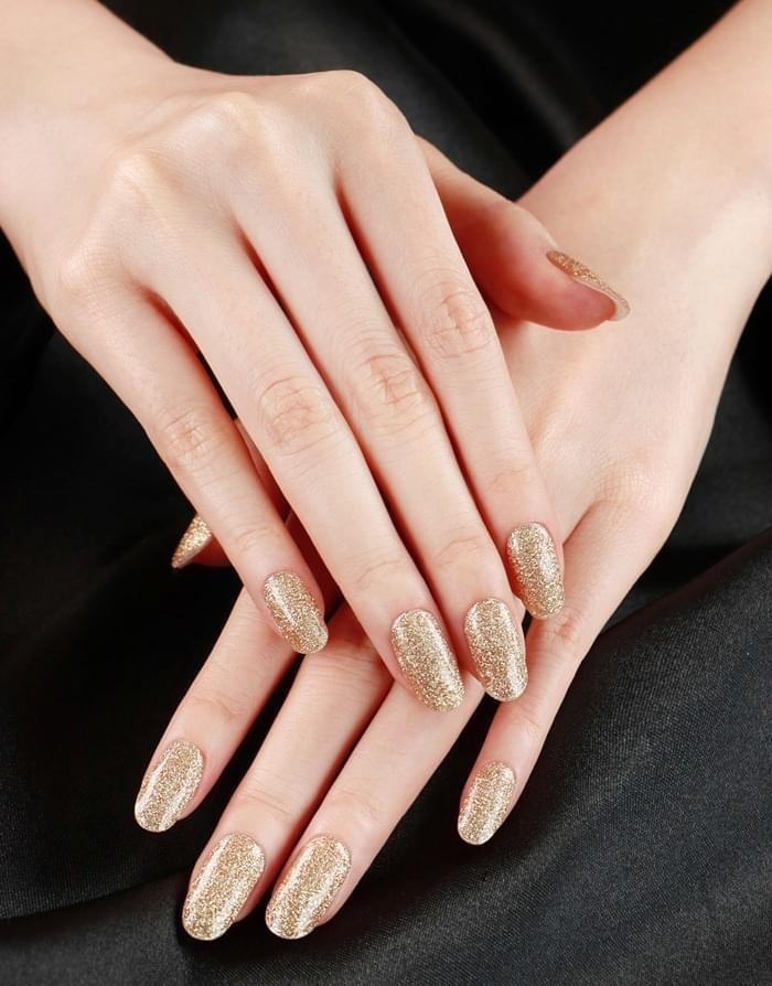 Gold glitter Body / Hair / Nail