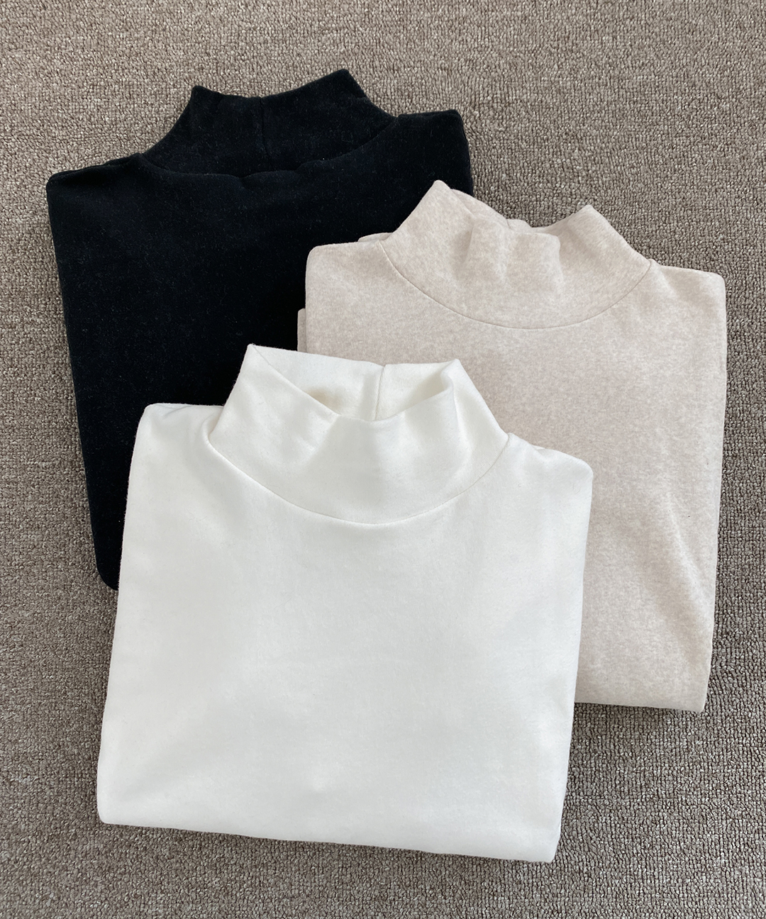 Soft polar plain T-shirt