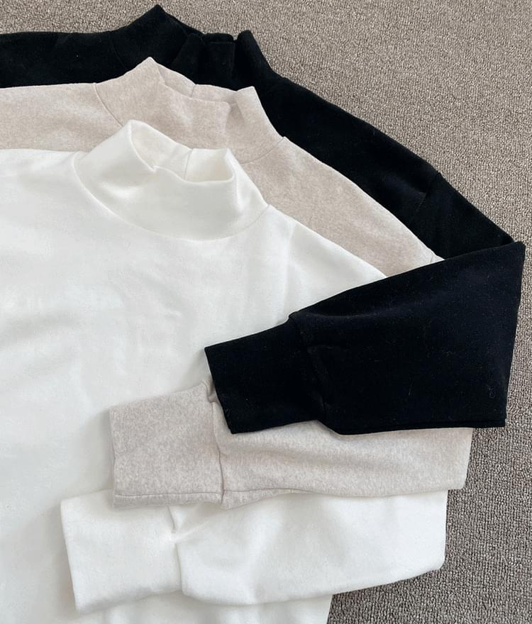 Soft polar plain T-shirt (Delayed delivery)