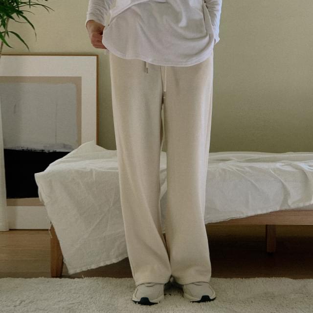 Flex Wide Fleece-lined Training Pants
