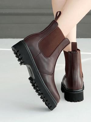 Tez Chelsea Boots 4cm 靴子