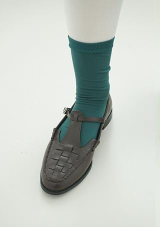 韓國空運 - chewy color socks 襪子