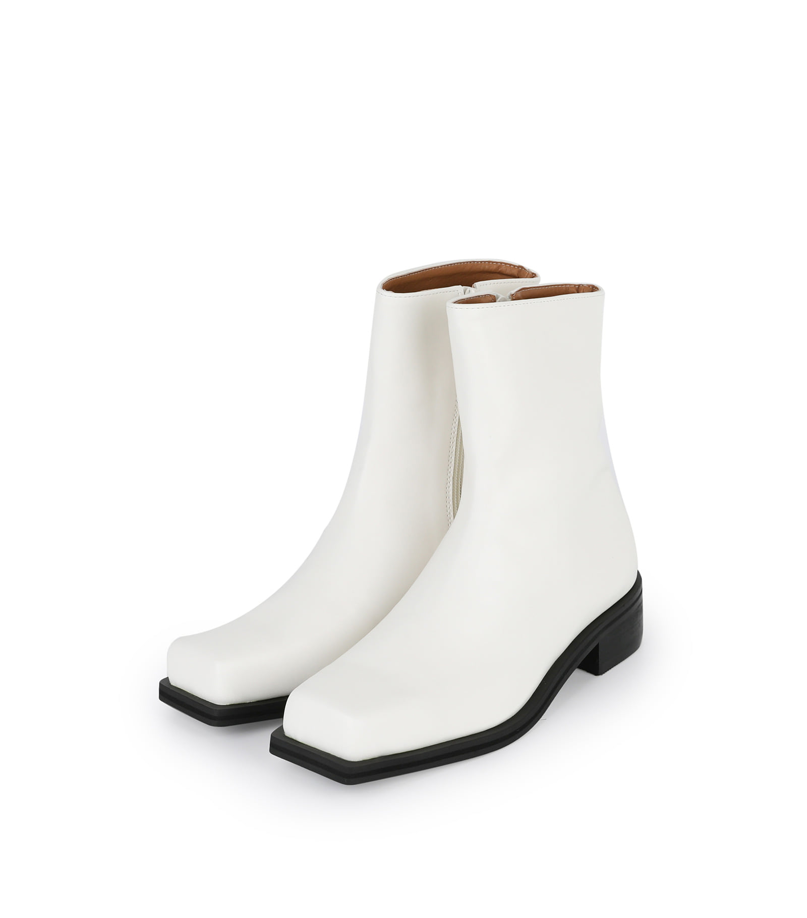 Root ankle boots