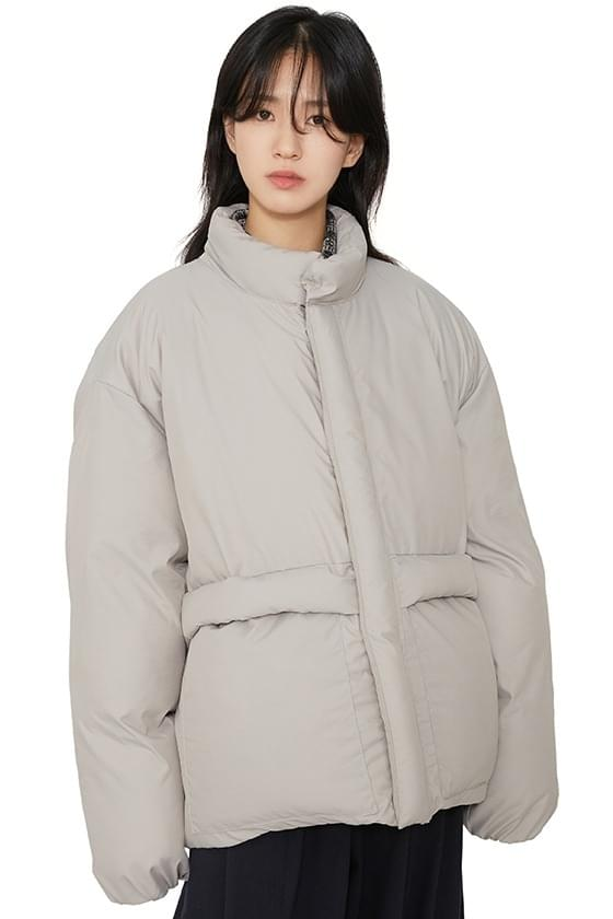 Mellow unisex padded coat