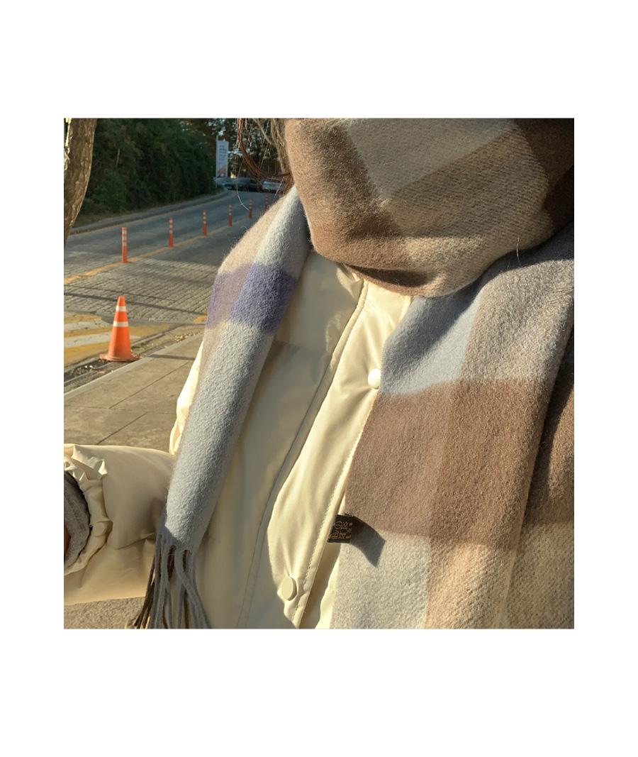 Bien wool scarf