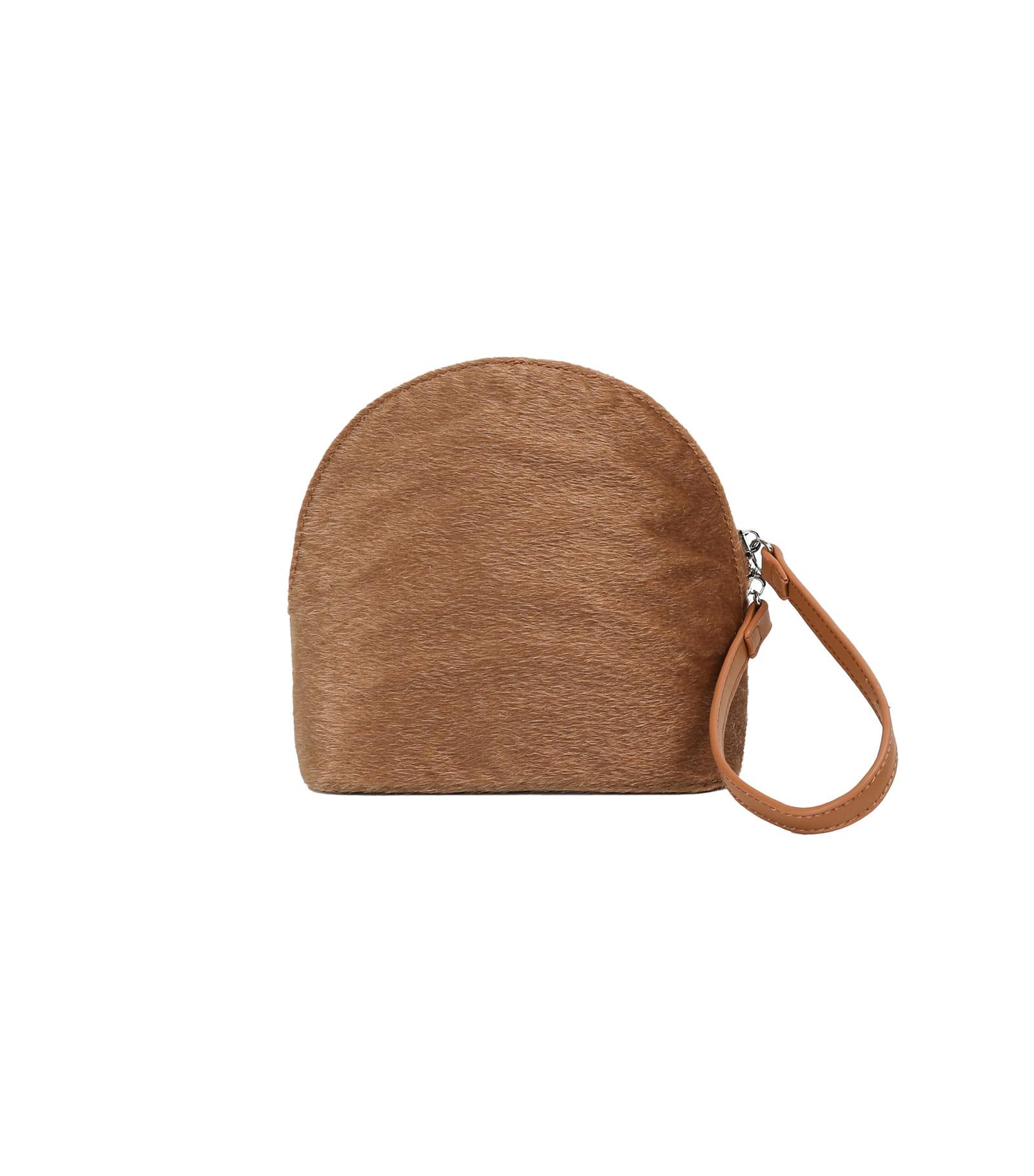 Camo multi-cross pouch bag