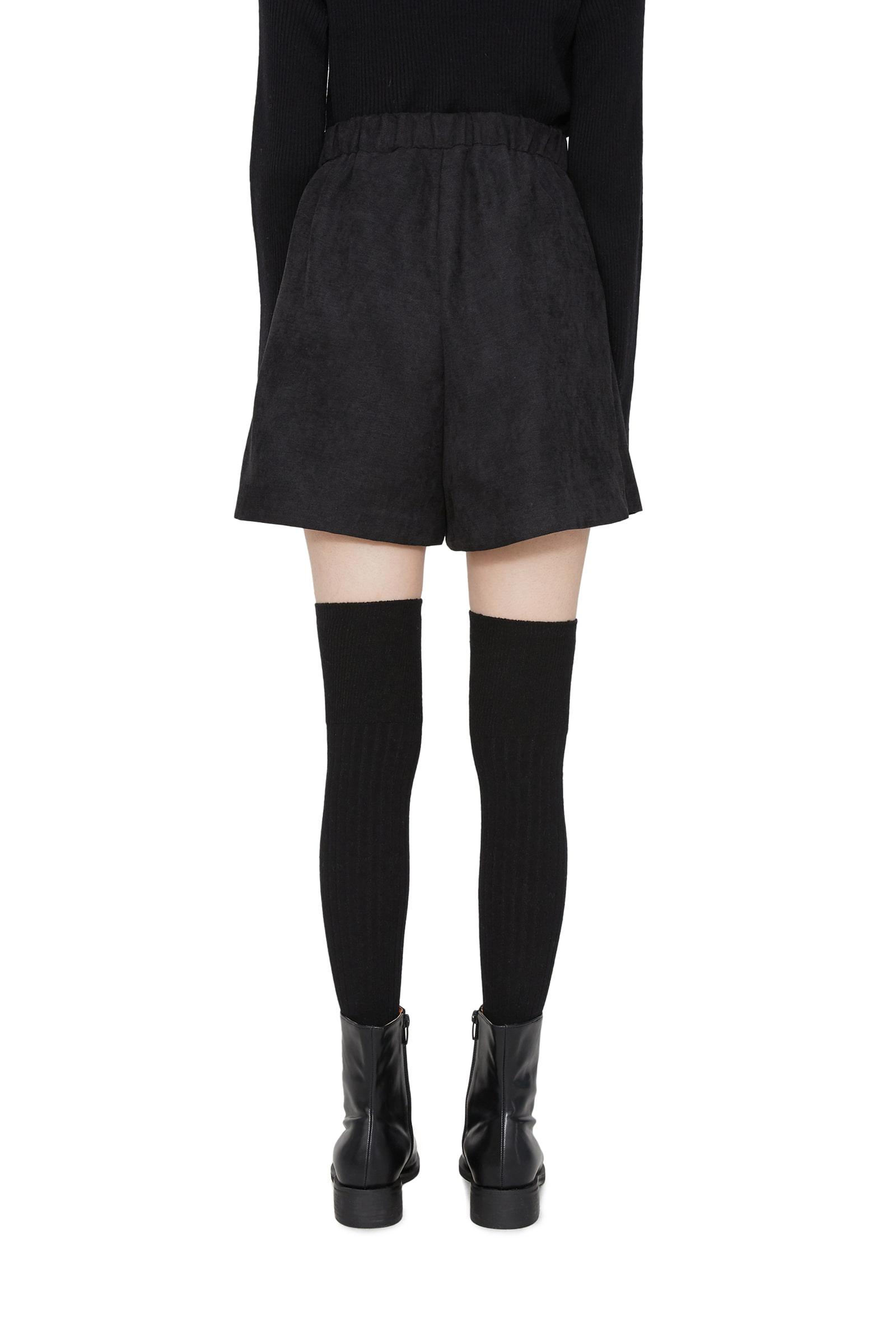 Day pleated skirt mini shorts