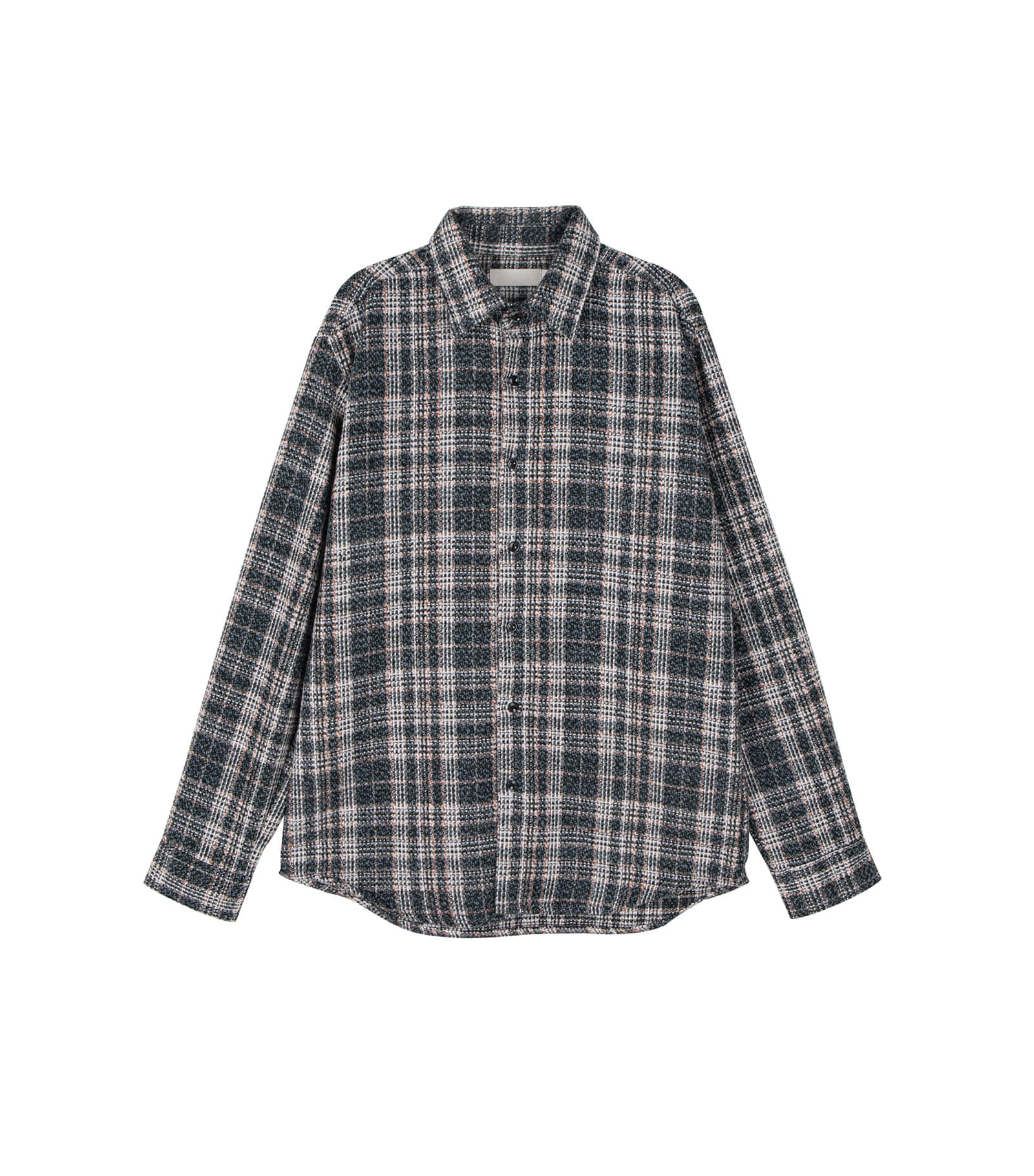 Molk unisex check shirt