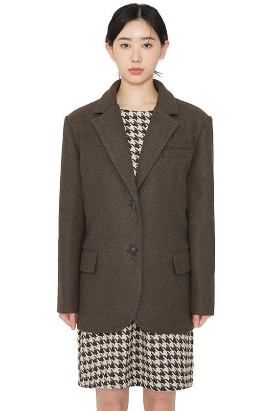 Paris wool casual jacket 夾克外套