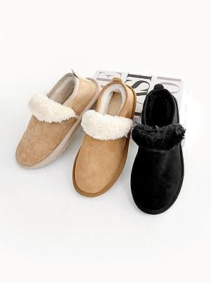 Renae Fur Boots 3cm