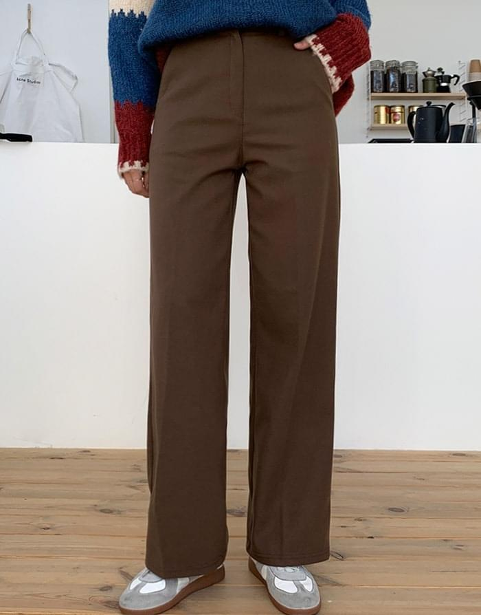 Ganji Wool Slacks