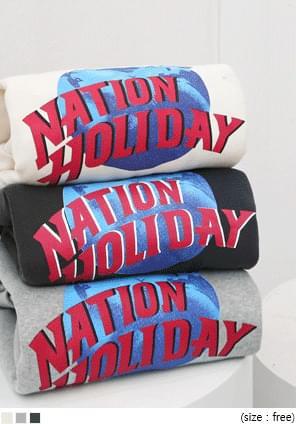 NATION NAPPING PRINTING MTM
