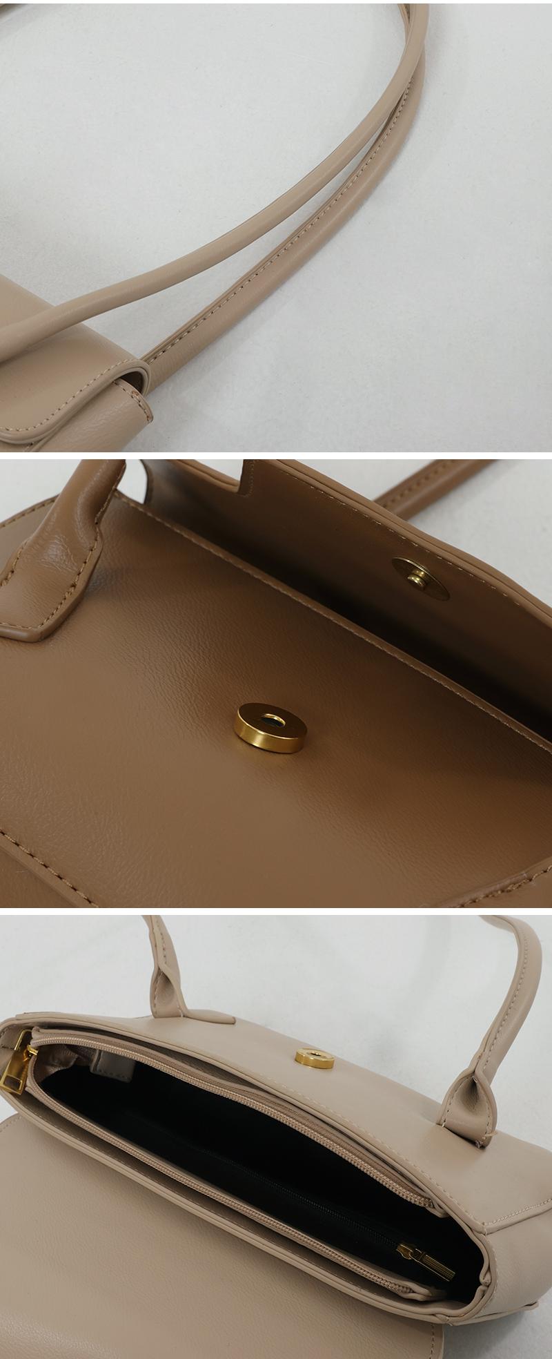 French baguette shoulder bag