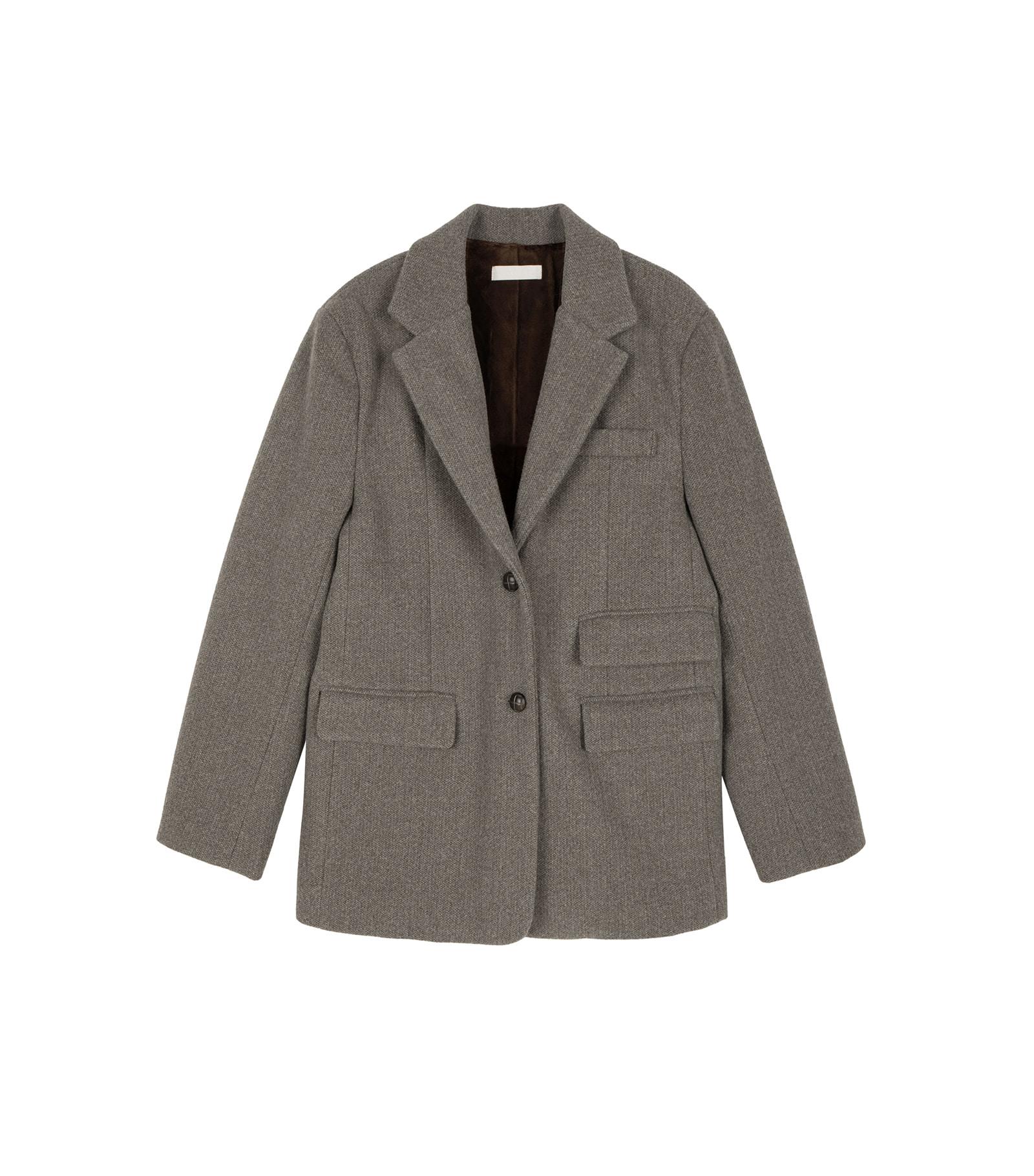 Belboa wool change pocket blazer