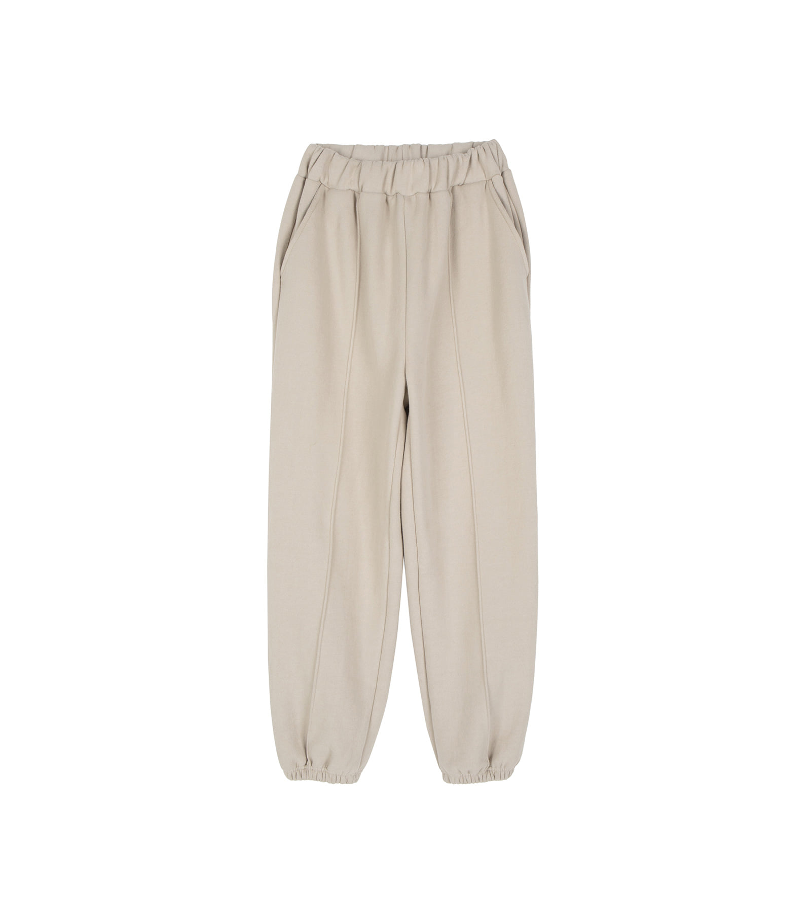 Tommy brushed straight jogger pants