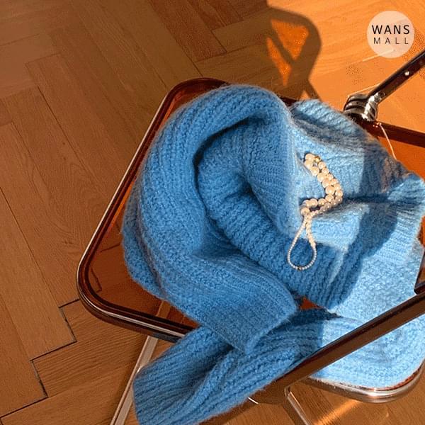 kn2953 rodin v-neck sweater 針織衫