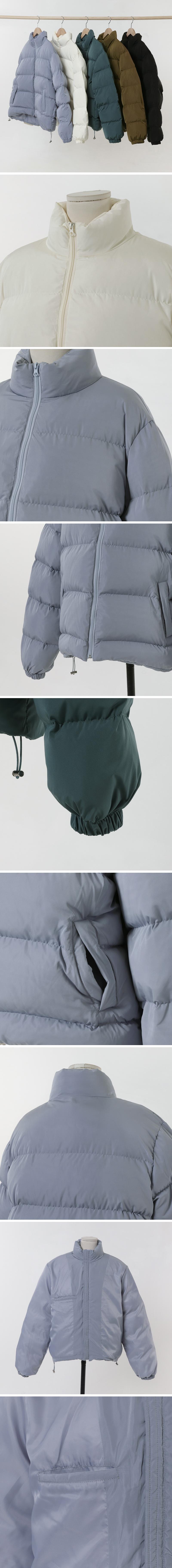 Monshell Duckdown Padded Jacket