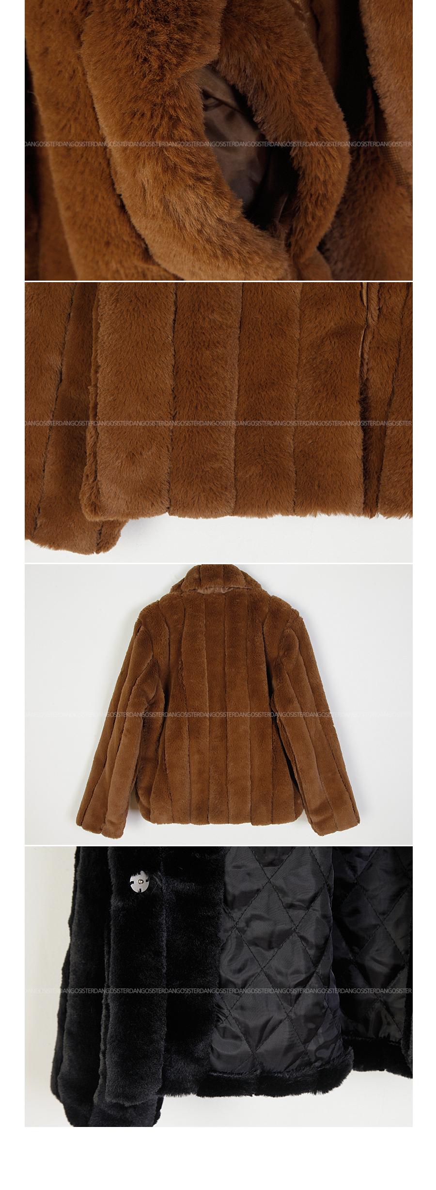 ★Plan★ Closet Fur Jacket