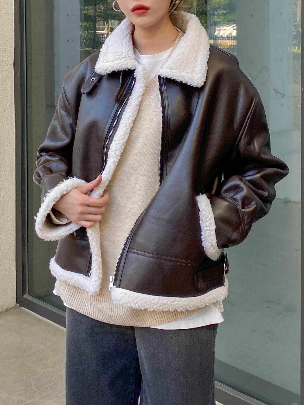 Luri wool V-neck knit