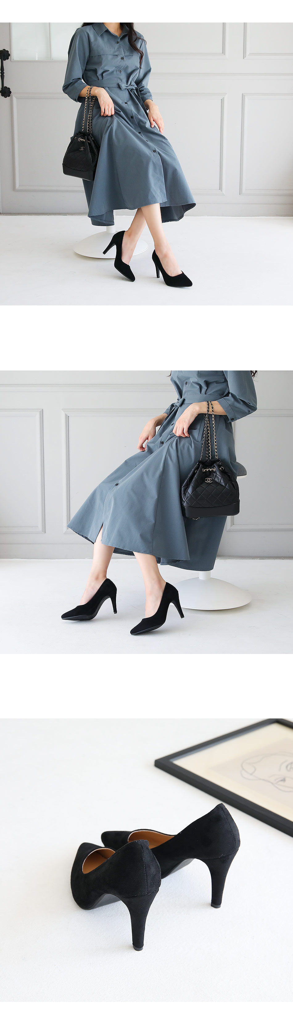 Slint Stiletto Heel 9cm