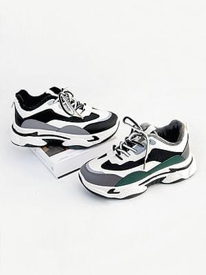 Decia Ugly sneakers 5cm 球鞋/布鞋