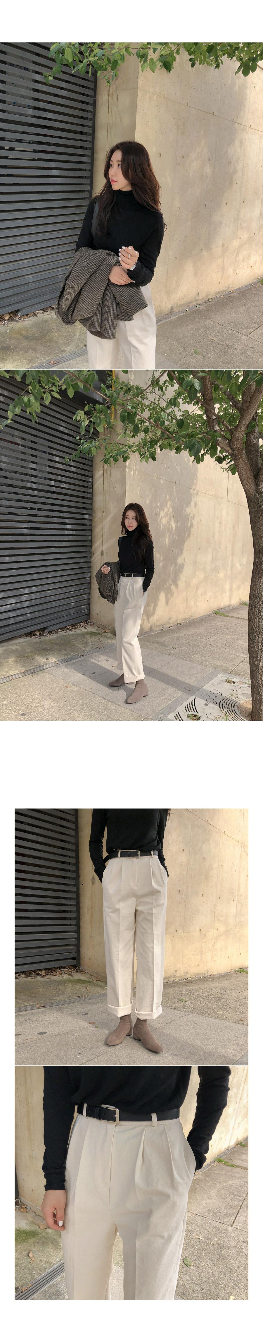 Mild cotton pants