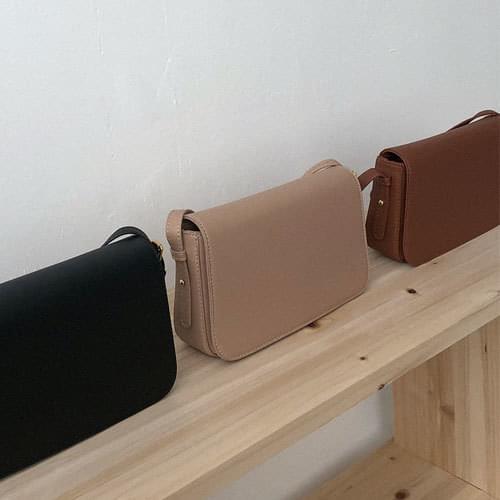 Luto Simple Shoulder Bag