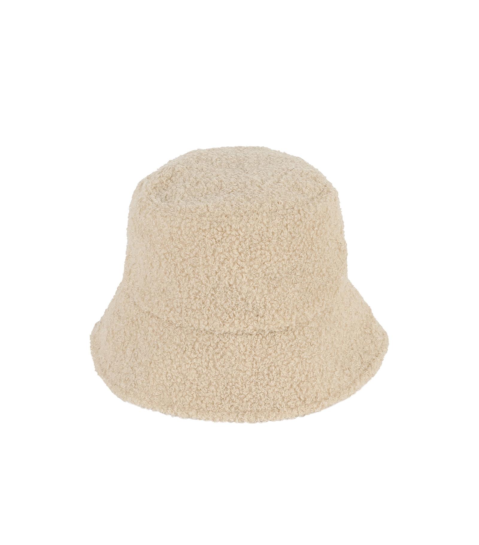 Momo shearling bucket hat