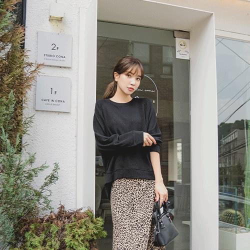 韓國空運 - Joy Knit T-shirt 針織衫