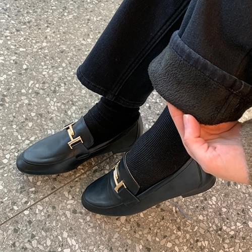 韓國空運 - Basic loafers & blockers 樂福鞋
