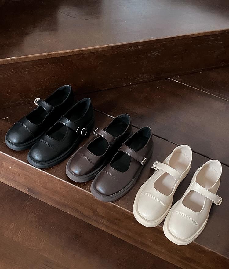 Miu Mary Jane loafers 樂福鞋