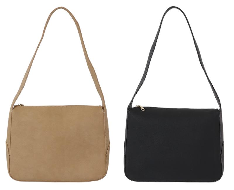 Middle square shoulder bag