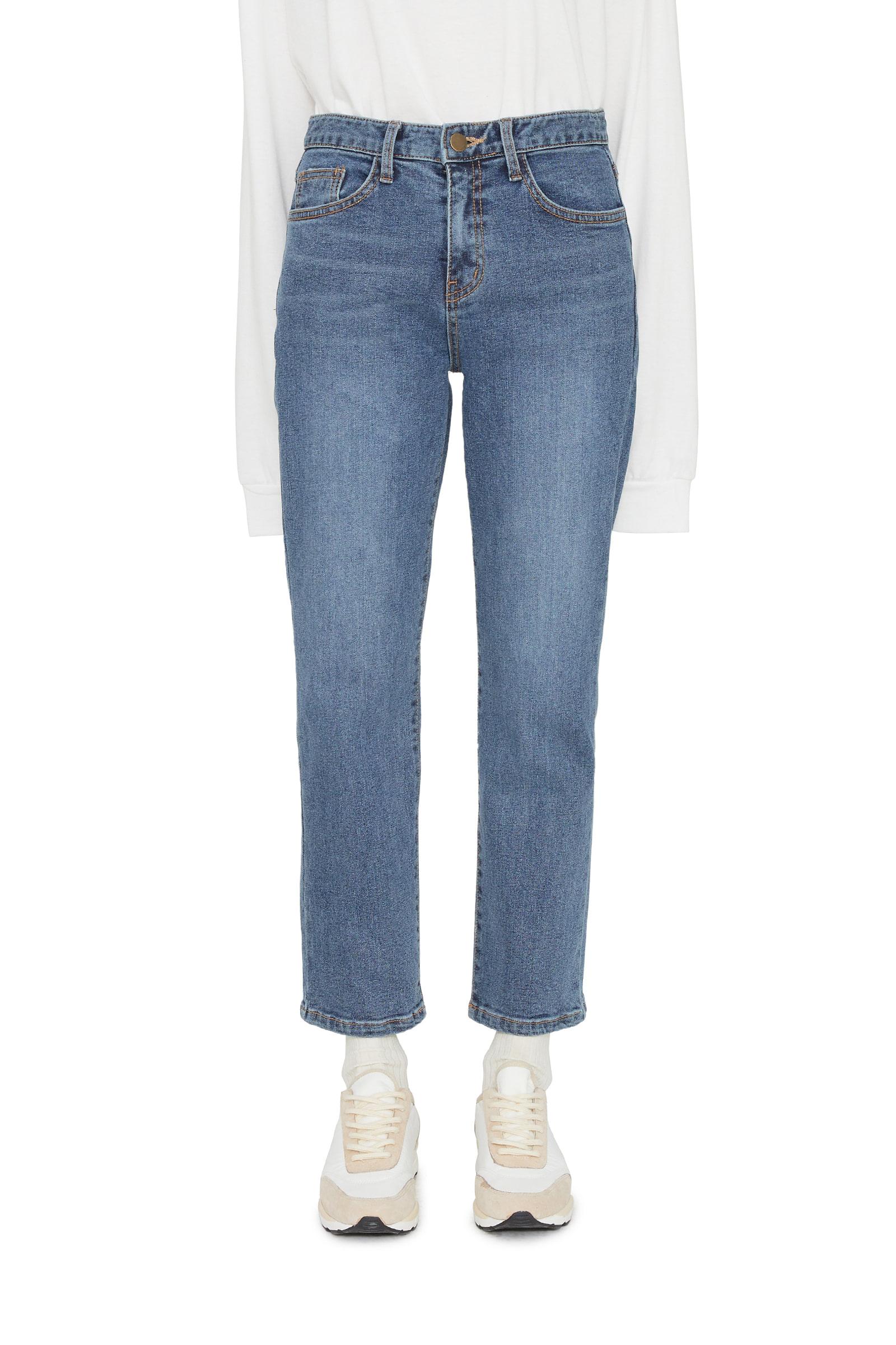 Clean Basic Slim Jeans