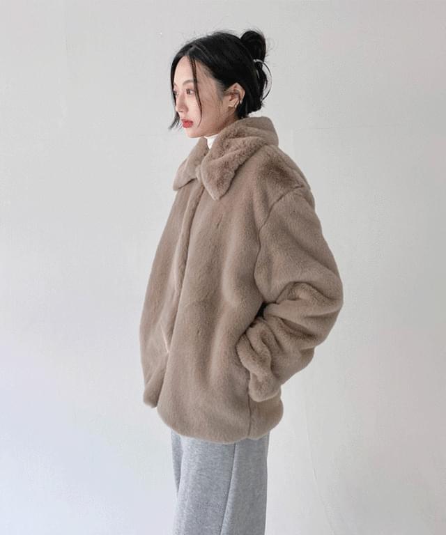 Doe Kara Mink Fur Jacket