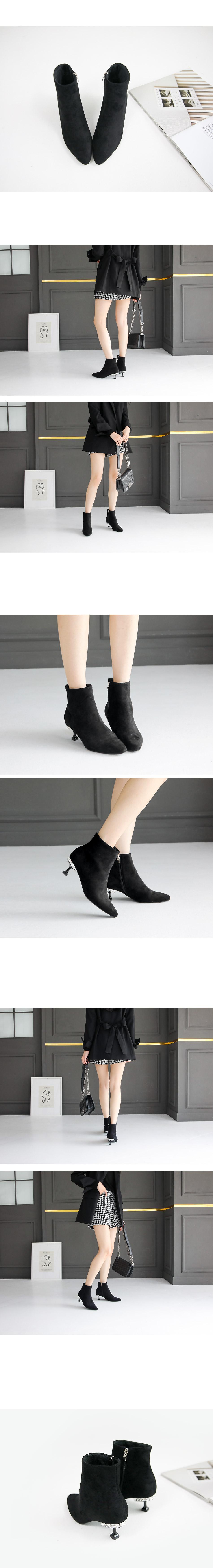 Velaz ankle boots 5cm