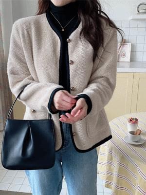 韓國空運 - Bi-gold button jacket 夾克外套