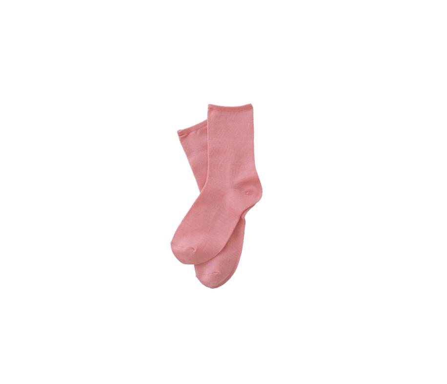 soft color socks