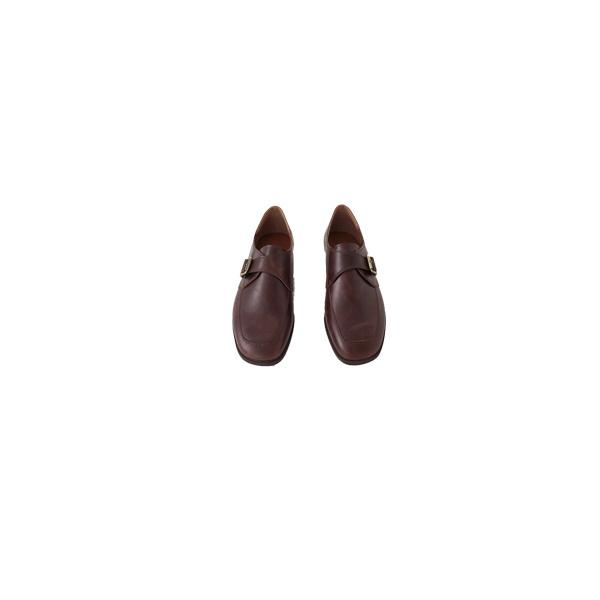 basic buckle loafer