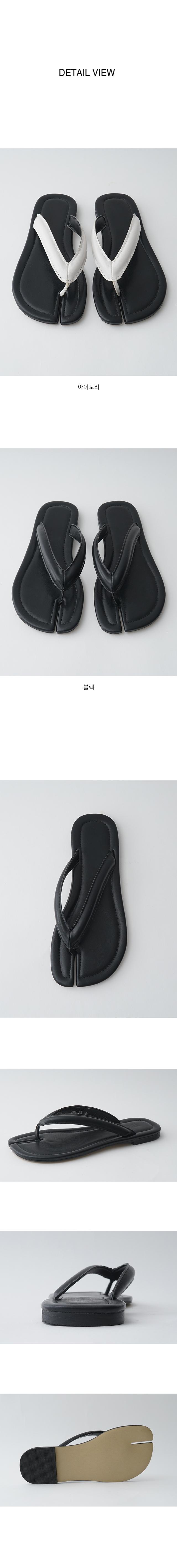 tabi toe sandals