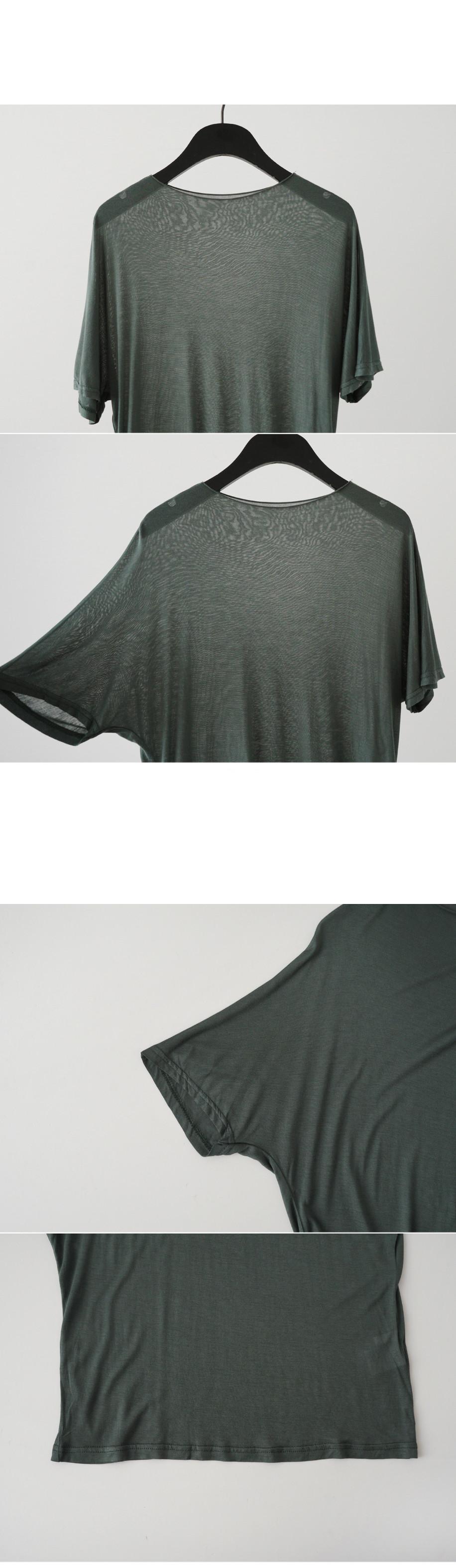 neckline natural wave top