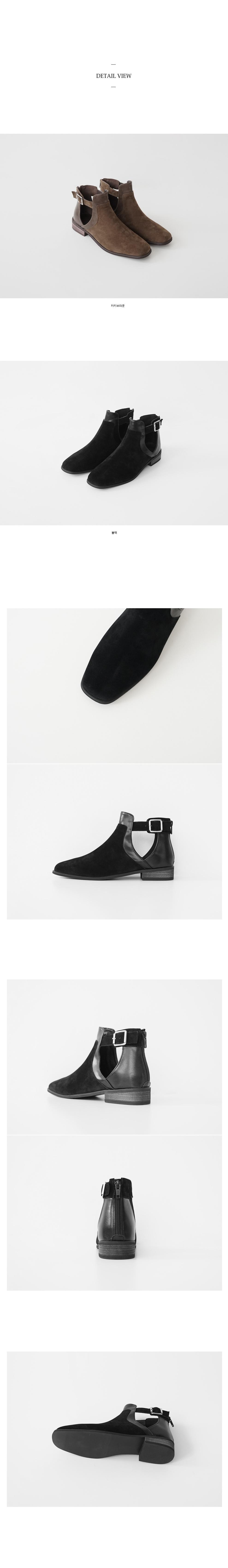 side vent boots (2colors)