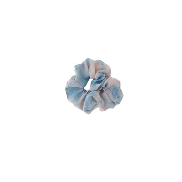 watery dyed hairband
