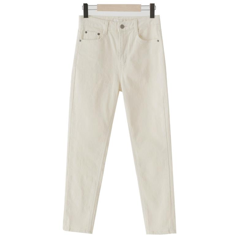 Need brushed slim date pants