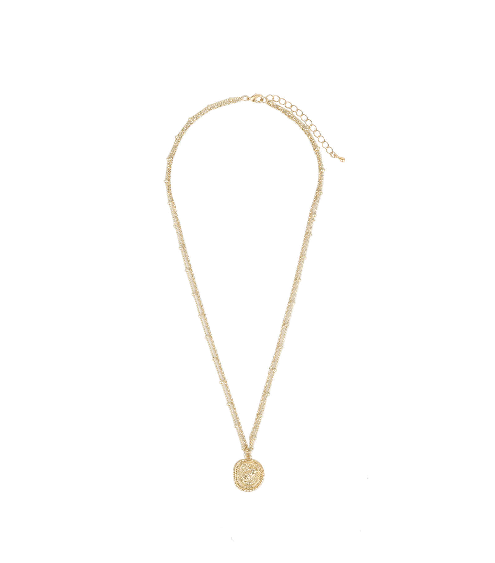 Bryn pendant chain necklace