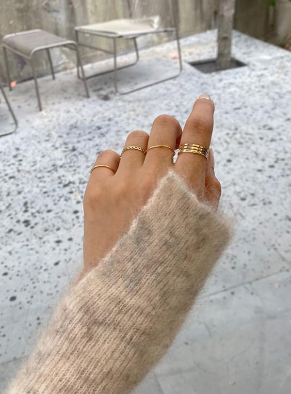 Raidu string set ring リング