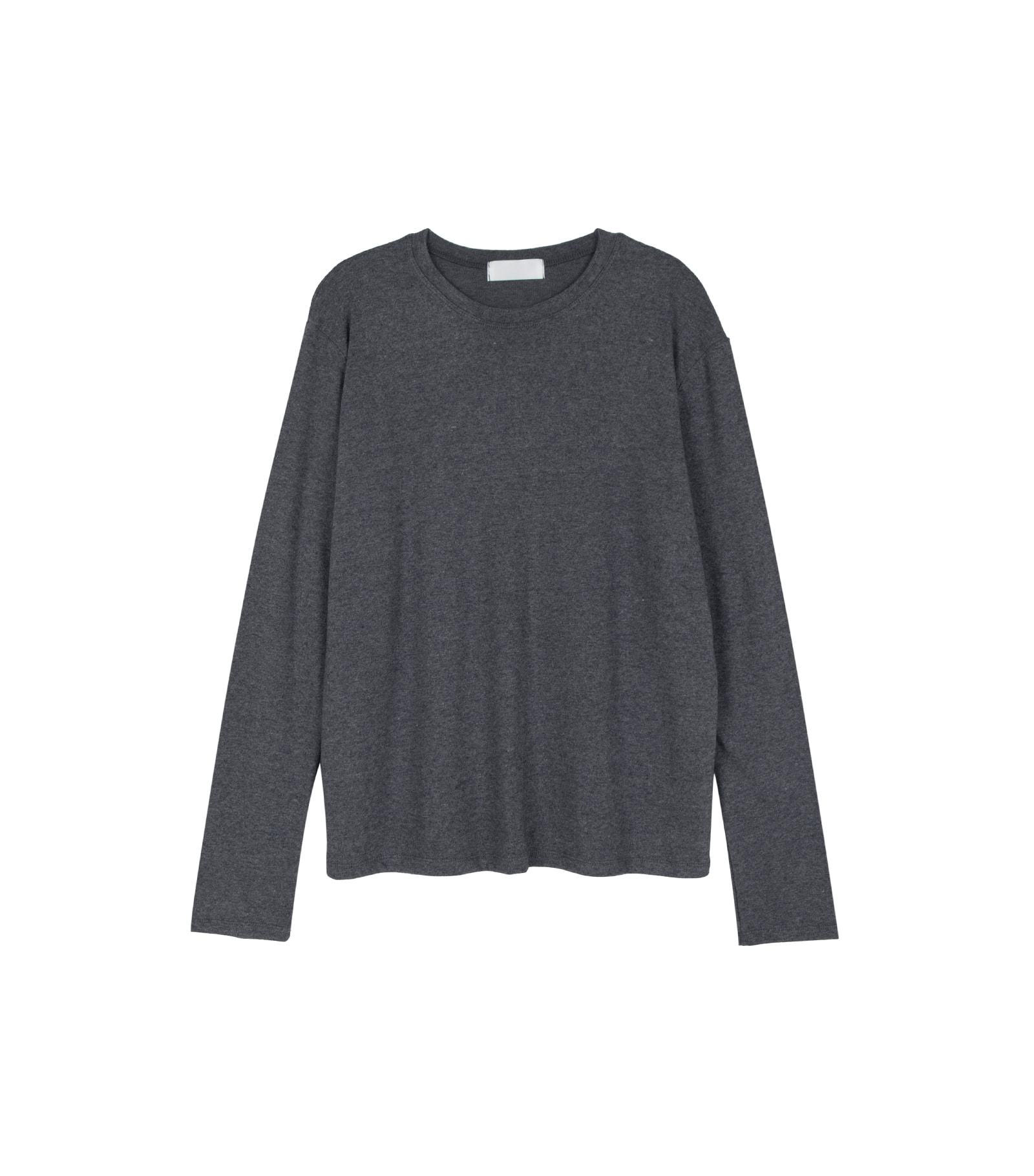 Hazel Fleece-lined long sleeve T-shirt